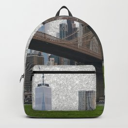 nyc baby Backpack