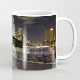 Brooklyn Bridge -  Timelapse Coffee Mug