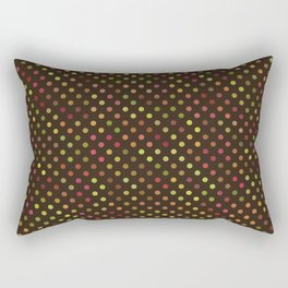 Polka Dots 3a Rectangular Pillow