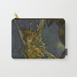 """""""The Fairy Queen"""" Fairy Tale Art by Edmund Dulac Carry-All Pouch"""