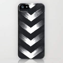 Charcoal Point iPhone Case