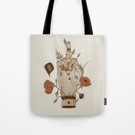 Love you but... Tote Bag