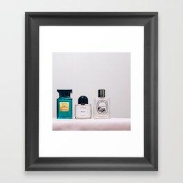 perfume ver.pink Framed Art Print