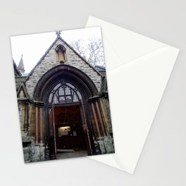 St. Mary Abbots South Porch Stationery Cards