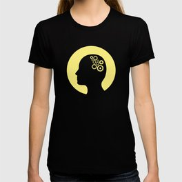 Cogs in the brain T-shirt