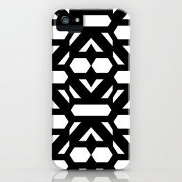 LETTERNS - N - Wide Latin iPhone Case