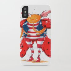 Little LadyBug Slim Case iPhone X