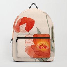 Summer Flowers II Backpack