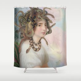 The Price Of Beauty Shower Curtain