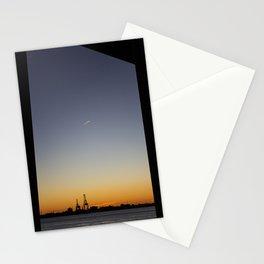 Charleston Sunset Stationery Cards
