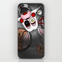 fnaf iPhone & iPod Skins featuring The Mangle by Alilali