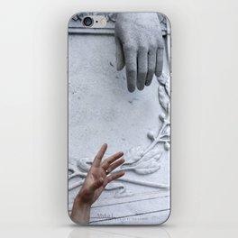 Cemetary5 iPhone Skin