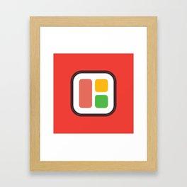 Japan Sushi Framed Art Print