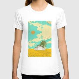 FIELD HOME T-shirt