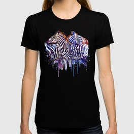 Zebras in Love T-shirt