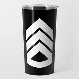 Staff Sergeant Travel Mug