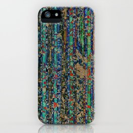 Stultitiae Laus (praise of folly) iPhone Case