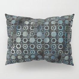 gray dots Pillow Sham