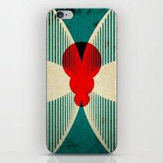Rhythm iPhone & iPod Skin