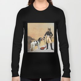 How Cats See Themselves Long Sleeve T-shirt
