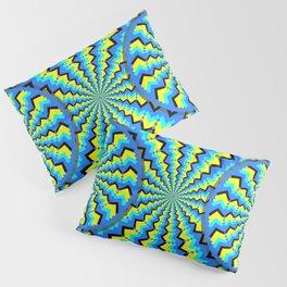 Hacking Visual System Optical Illusion Pillow Sham