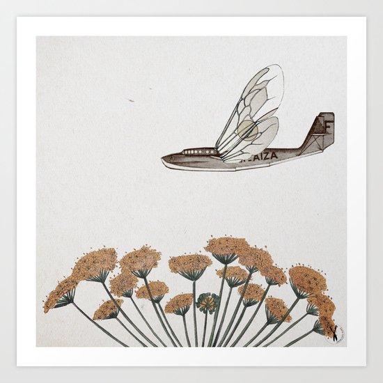 farman F60 goliath Art Print