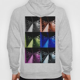 Reflections of faded glamour Hoody