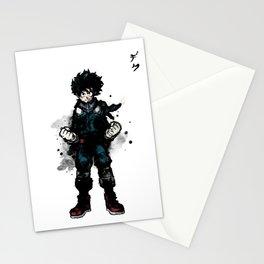 Deku Ink Stationery Cards