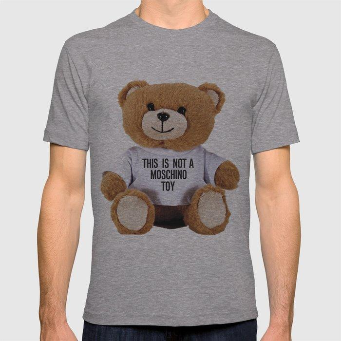 95313b4f929 TEDDY BEAR PARFUM MOSCHINO T-shirt by claudiovelzquez