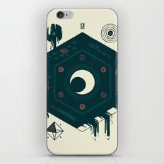 Crescent iPhone & iPod Skin