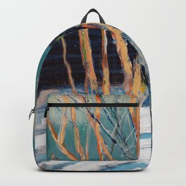 White Birch Grove / Dennis Weber / ShreddyStudio Backpack