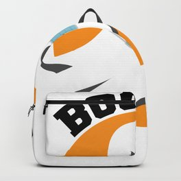 Books Funny Ghost Halloween Backpack