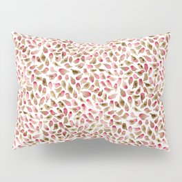 House Finch Pattern Pillow Sham