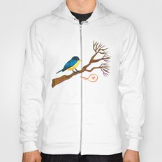 Bird on Branch Hoody
