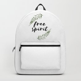 free spirit Backpack