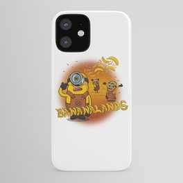 Bananalands iPhone Case