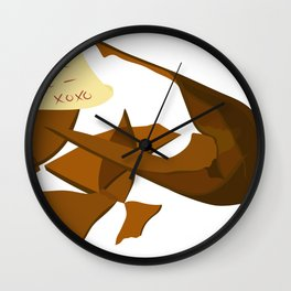 I've Got Real Big Plans For Such Bad Thoughts Wall Clock