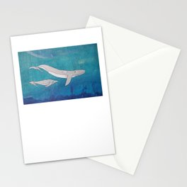 Learning the ways of the Sea Stationery Cards