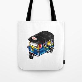 TukTuk Tote Bag