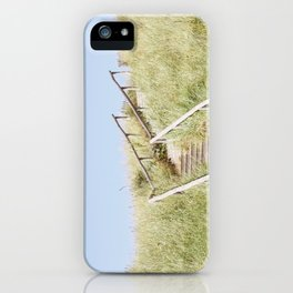 Sanddune, Egmond aan Zee iPhone Case