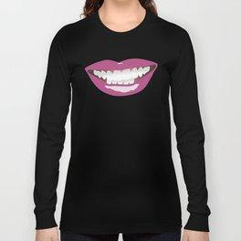 La Bouche Long Sleeve T-shirt