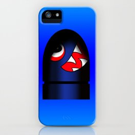 boss bullet (cool) iPhone Case
