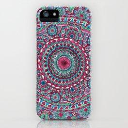 Mesmerizing Mandala iPhone Case