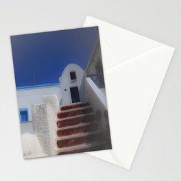Santorini, Greece 7 Stationery Cards