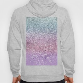 Unicorn Girls Glitter #4 #shiny #pastel #decor #art #society6 Hoody
