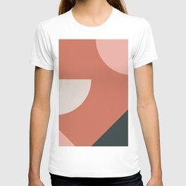 Orbit 03 Modern Geometric T-shirt