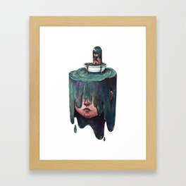 tubception Framed Art Print