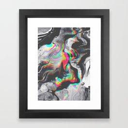 TRISTES TROPIQUES Framed Art Print