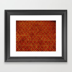 Overlook Hotel Framed Art Print