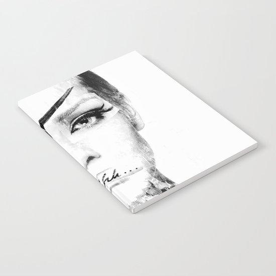 shhh... Notebook